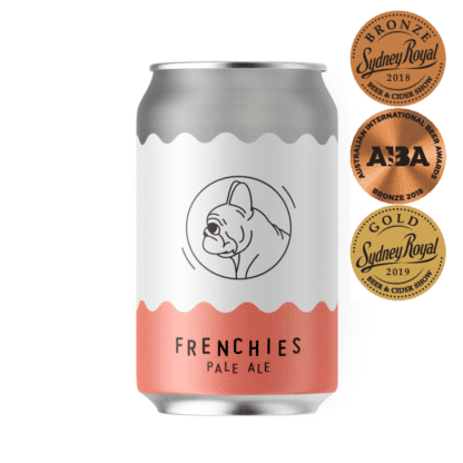 Frenchies Pale Ale